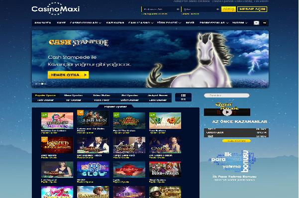 Casinomaxiscreen
